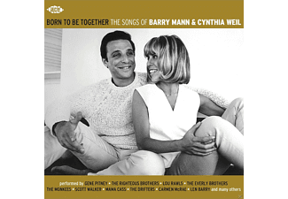 VARIOUS - Born To Be Together - The Songs Of Barry Mann & Cynthia Weil [CD]