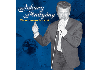 Johnny Hallyday - Viens Danser Le Twist - (CD)