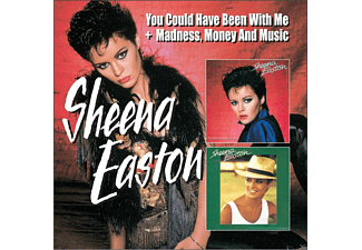 Sheena Easton - You Could Have Been Me & Madness Money And Music - (CD)