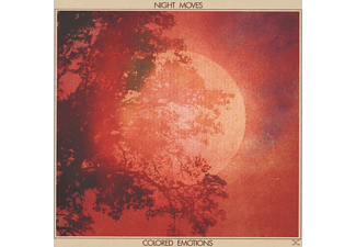 Night Moves - Colored Emotions [CD]