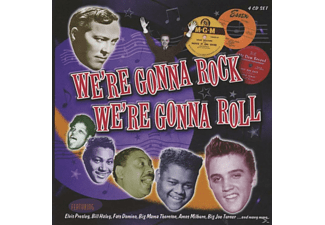 VARIOUS - We're Gonna Rock We're Gonna Roll - (CD)
