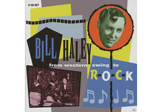 Bill Haley - From Western Swing To Rock - (CD)