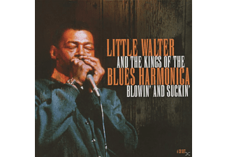VARIOUS - Little Walter And The Kings Of The Blues - (CD)