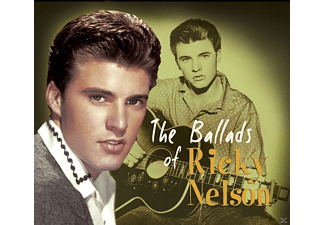 Rick Nelson - The Ballads Of Ricky Nelson [CD]