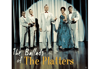 The Platters - The Ballads Of The Platters - (CD)
