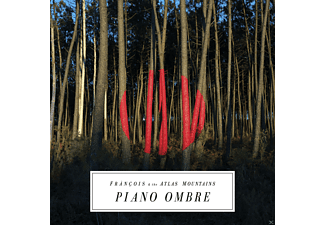 Francois And The Atlas Mountains - Piano Ombre [CD]