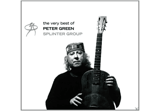 Peter Splinter Group Green - The Very Best Of Peter Green Splinter Group - (CD)