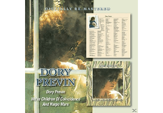 Dory Previn - Dory Previn/We're Children Of Coincidence And... - (CD)