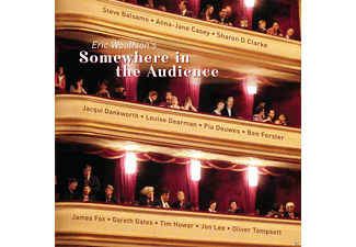 Eric Woolfson - Somewhere In The Audience - (CD)