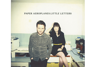 Paper Aeroplanes - Little Letters - (CD)
