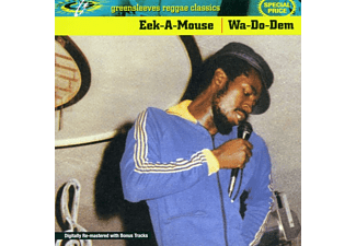 Eek-A-Mouse - Wa Do Dem [CD]