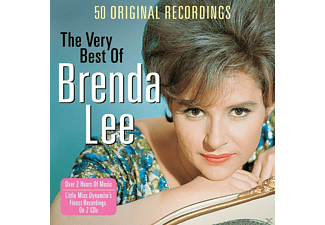 Brenda Lee - Very Best Of Brenda Lee (2 Cd Box) [CD]