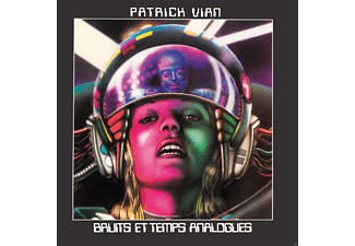 Patrick Vian - Bruits Et Temps Analogues [CD]