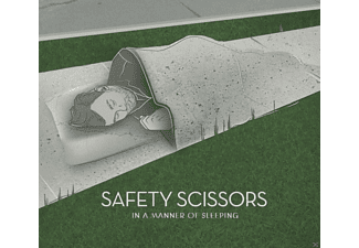 Safety Scissors - In A Manner Of Sleeping [CD]