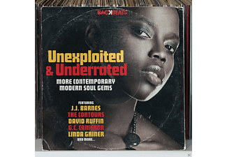VARIOUS - Unexploited & Under-Rated - (CD)