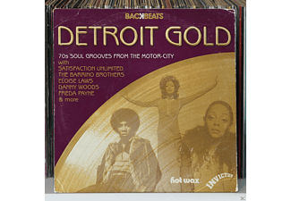VARIOUS - Detroit Gold - (CD)