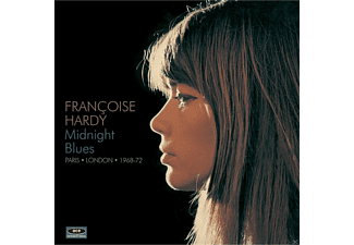 Françoise Hardy, Patrick Mick - Midnight Blues: Paris - London 1968-72 - (CD)