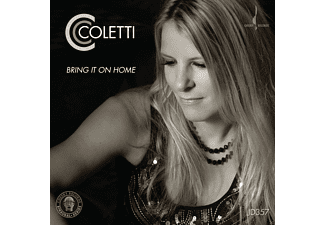 Cc Coletti - Bring It On Home - (CD)