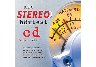 VARIOUS - Stereo Hörtest Vol. 7 - (CD)