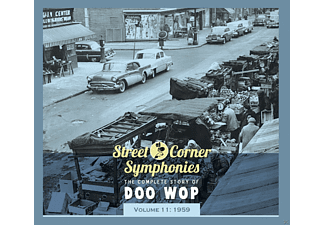VARIOUS - Street Corner Symphonies Vol. 11 1959 [CD]