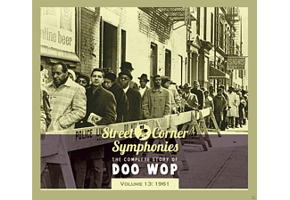 VARIOUS - Street Corner Symphonies Vol.13 1961 - (CD)