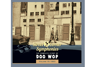 VARIOUS - Street Corner Symphonies Vol.15 1963 - (CD)