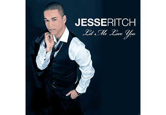 Jesse Ritch - LET ME LOVE YOU - (Maxi Single CD)