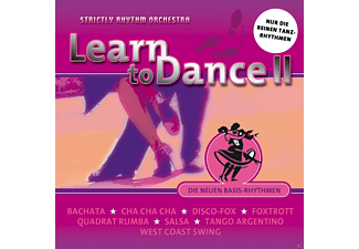 Strictly Rhythm Orchestra - Learn To Dance Ii - Die Neuen Basisrhythmen - (CD)