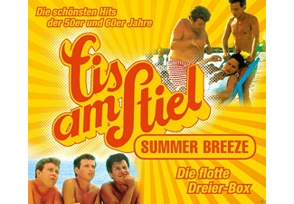 VARIOUS - Eis Am Stiel - Summer Breeze [CD]