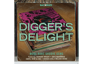 VARIOUS - Backbeats: Digger's Delight - More Rare-Groove Gems - (CD)