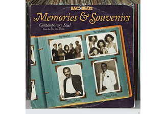 VARIOUS - Backbeats: Memories & Souvenirs - Contemporary Soul - (CD)