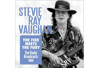 Stevie Ray Vaughan - The Fire Meets The Fury - (CD)