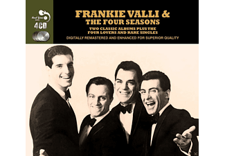 Frankie Valli & The Four Seasons - Two Classic Albums Plus The Four Lovers And Rare Singles [CD]