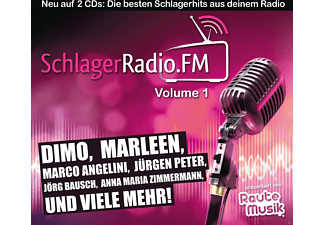 VARIOUS - Schlagerradio.Fm Vol.1 - (CD)