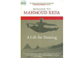 Homage To Mahmoud Reda - A Life For Dancing - (DVD)