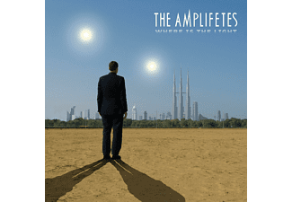 The Amplifetes - Where Is The Light - (CD)