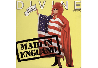 Divine - Maid In England (Expanded+Remastered Ed. - (CD)