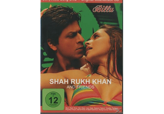 - Shah Rhuk Khan & Friends - Billu - (DVD)