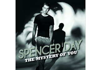 Spencer Day - Shadow Man [CD]