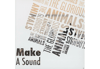 The Glorious Animals - Make A Sound [CD]
