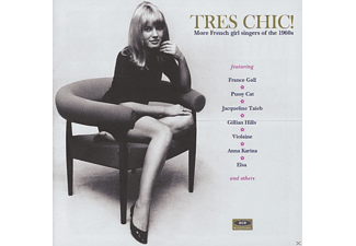 VARIOUS - Tres Chic! More French Girl Singers Of The 1960s [CD]