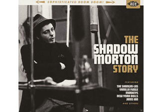 VARIOUS - Sophisticated Boom Boom-The Shadow Morton Story - (CD)