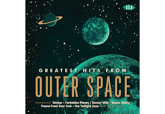 VARIOUS - Greatest Hits From Outer Space [CD]
