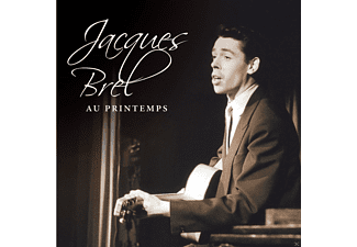 Jacques Brel - Au Printemps [CD]