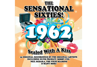 VARIOUS - Sealed With A Kiss - The Sensational Sixties: 1962 [CD]
