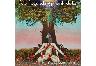 The Legendary Pink Dots - The Gethesemane Option [CD]