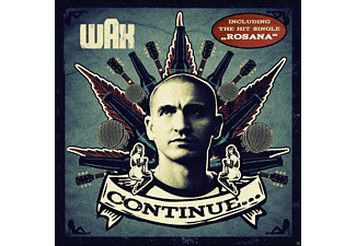 Wax - Continue... - (CD)