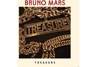 Bruno Mars Treasure CD