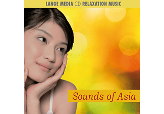 Entspannungsmusik - Sounds Of Asia [CD]