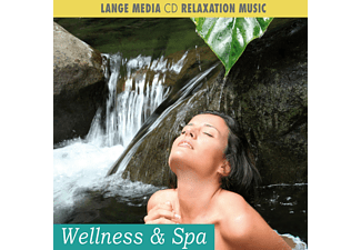 Entspannungsmusik - Wellness & Spa [CD]